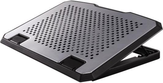 Подставка для ноутбука Hama H-53064 охлаждающая серебристый подставка hama cd rack h 48402 для 20 сd пластик серебристый