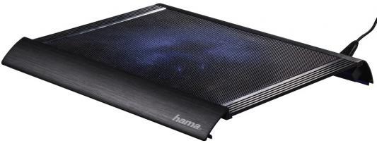 Подставка для ноутбука Hama Business 00053061 охлаждающая черный