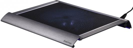 Подставка для ноутбука Hama Business 00053062 охлаждающая серый цена