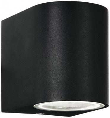 Уличный настенный светильник Ideal Lux Astro AP1 Nero