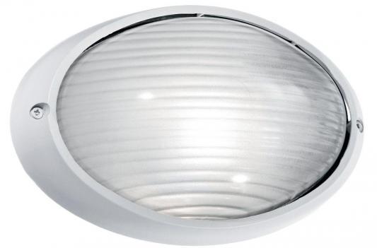 Уличный настенный светильник Ideal Lux Mike AP1 Small Bianco