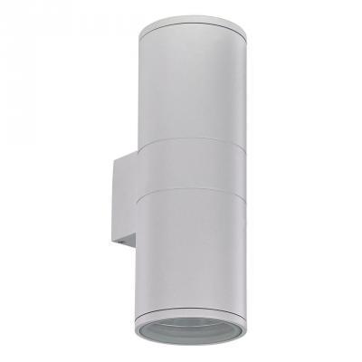 Уличный настенный светильник Ideal Lux Gun AP2 Big Bianco