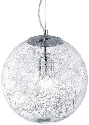 Подвесной светильник Ideal Lux Mapa Max SP1 D40 светильник подвесной ideal lux tolomeo tolomeo sp1 d40 grigio