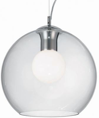 Подвесной светильник Ideal Lux Nemo Clear SP1 D30