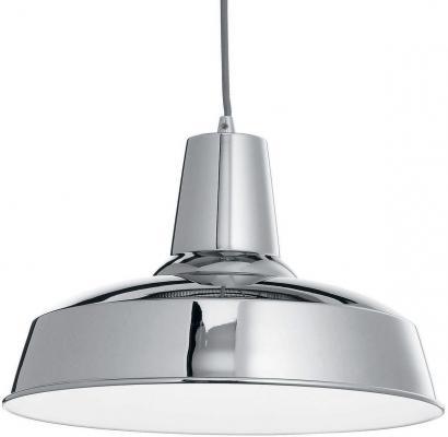 Подвесной светильник Ideal Lux Moby SP1 Cromo