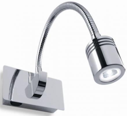 Светодиодный спот Ideal Lux Dynamo AP1 Cromo ideal lux спот ideal lux delta fi5 cromo
