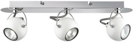 Спот Ideal Lux Lunare AP3 Bianco