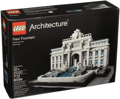 Конструктор Lego Architecture Фонтан Треви 731 элемент 21020