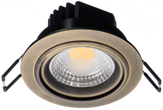 Встраиваемый светодиодный светильник MW-Light Круз 637015601