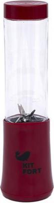 Блендер стационарный KITFORT КТ-1311 150Вт красный КТ-1311-4