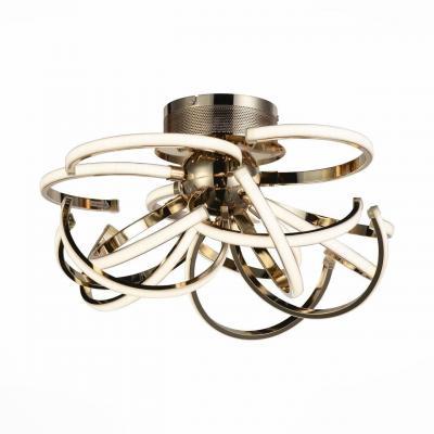 Потолочный светодиодный светильник ST Luce SL922.202.15 потолочный светодиодный светильник st luce sl924 102 10