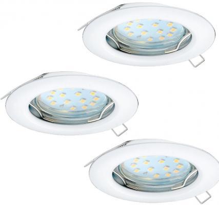 Встраиваемый светильник Eglo Peneto 94235 eglo встраиваемый светодиодный светильник eglo peneto 1 95894