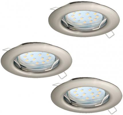 Встраиваемый светильник Eglo Peneto 94237 eglo встраиваемый светильник eglo peneto 94269