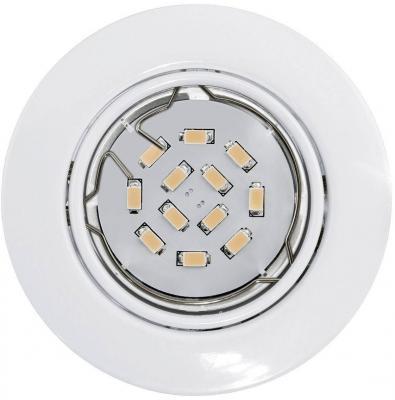 Встраиваемый светильник (в комплекте 3 шт.) Eglo Peneto 94406 eglo встраиваемый светильник eglo peneto 94269