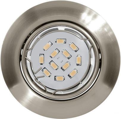 Встраиваемый светильник (в комплекте 3 шт.) Eglo Peneto 94408 eglo встраиваемый светильник eglo peneto 94269