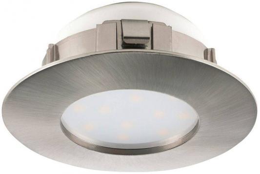 Встраиваемый светодиодный светильник Eglo Pineda 95806
