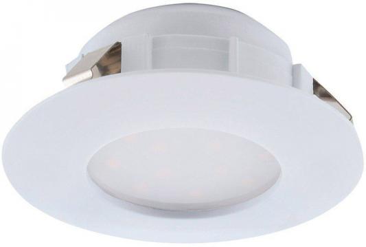 Встраиваемый светодиодный светильник Eglo Pineda 95817 встраиваемый светодиодный светильник eglo pineda 95817