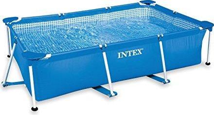 Каркасный бассейн INTEX 260х160х65 см