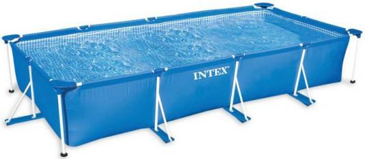 Каркасный бассейн INTEX 450х220х85 см каркасный бассейн 366х122