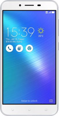 Смартфон ASUS ZenFone 3 Max ZC553KL серебристый 5.5 32 Гб LTE Wi-Fi GPS 3G 90AX00D3-M00300 смартфон asus zenfone 4 max zc554kl черный 5 5 16 гб lte wi fi gps 3g 90ax00i1 m00010