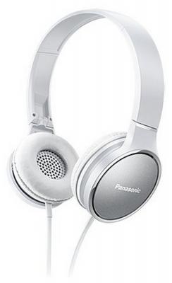 Наушники Panasonic RP-HF300GC-W белый panasonic rp hf300gc черный