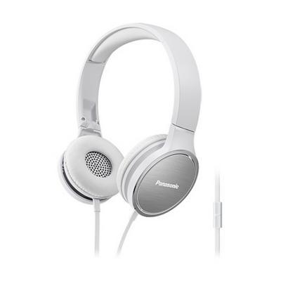 Гарнитура Panasonic RP-HF500MGCW белый panasonic rp hf500mgcw white наушники