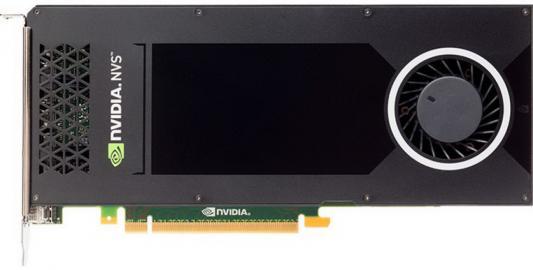 Видеокарта PNY Quadro NVS 810 VCNVS810DVIBLK-1 PCI-E 4096Mb 128 Bit Retail pny quadro nvs 285