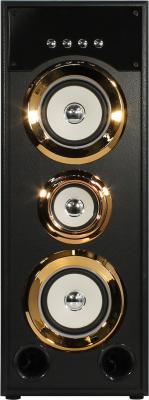 Портативная акустика KS-IS KS-307 черный аккумулятор ks is ks 303 20000mah blue black yellow