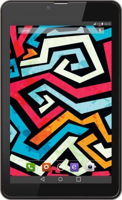 "Планшет BQ 7021G 7"" 8Gb черный Wi-Fi Bluetooth Android 7021G"