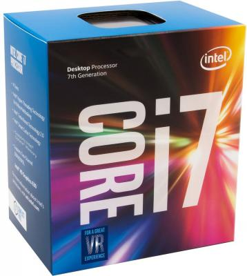 Процессор Intel Core i7-7700 3.6GHz 8Mb Socket 1151 BOX цена и фото