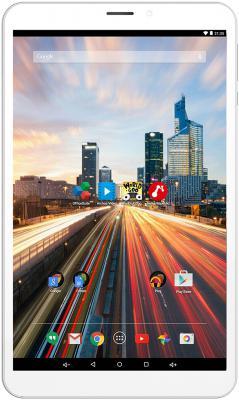 """Планшет ARCHOS 80B HELIUM 8"""" 8Gb серебристый Wi-Fi Bluetooth 3G 4G Android 503076"""