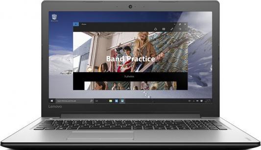 Ноутбук Lenovo IdeaPad 310-15ISK 15.6 1366x768 Intel Core i3-6100U 80SM00QJRK ноутбук lenovo ideapad 310 15isk 15 6 intel core i3 6006u 2ггц 6гб 1000гб nvidia geforce 920m 2048 мб windows 10 белый [80sm01rmrk]
