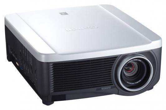 Проектор Canon WUX6010 1920x1200 6000 люмен 2000:1 черный белый 0867C003