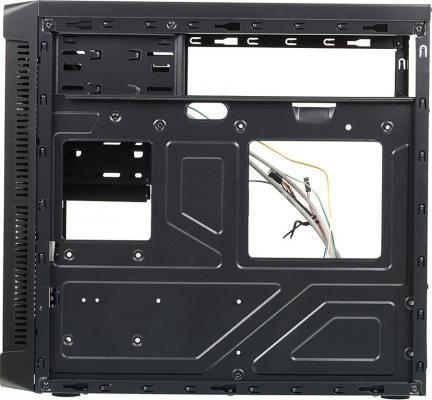 Корпус microATX Accord ACC-B022 Без БП чёрный