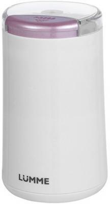 Кофемолка Lumme LU-2603 200 Вт розовый опал