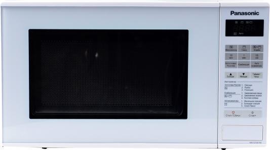 СВЧ Panasonic NN-GT261WZTE 800 Вт белый panasonic nn gt261wzpe