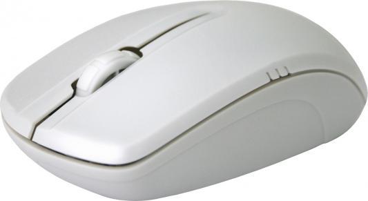 Мышь беспроводная Defender MS-045 серебристый USB + радиоканал 52046