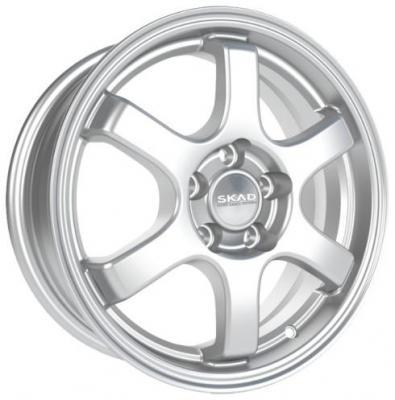 Диск Скад Киото 6xR15 5x105 мм ET39 Селена литой диск nz wheels f 56 6x15 5x105 d56 6 et39 mbfrs