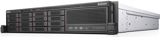 Сервер Lenovo ThinkServer RD450 70DE0004EA/1