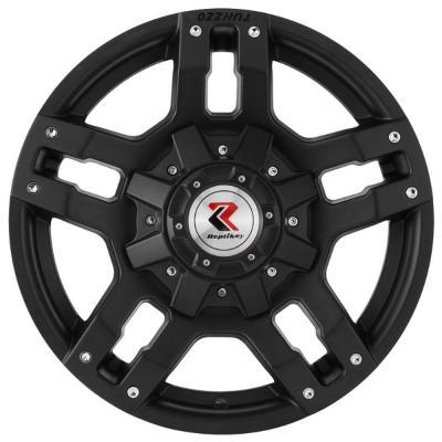 все цены на  Диск RepliKey Mitsubishi Pajero IV RK35387 8xR18 6x139.7 мм ET46 Matt Black  онлайн