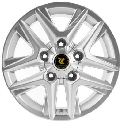 Диск RepliKey Lexus LX570 RK YH5057 8.5xR20 5x150 мм ET45 S литой диск replica fr lx 98 8 5x20 5x150 d110 2 et54 gmf