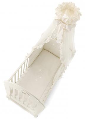 Балдахин на кроватку Erbesi Brillante (белый)