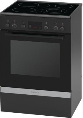 Электрическая плита Bosch HCA744660R черный