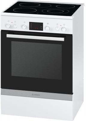 Электрическая плита Bosch HCA744620R белый