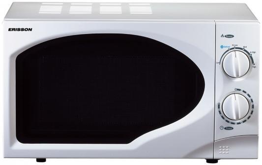 цены  СВЧ Erisson MW20MA 800 Вт белый