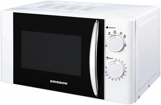 СВЧ Erisson MW-17MX 700 Вт белый