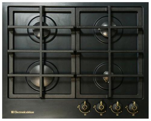 Варочная панель газовая Electronicsdeluxe TG4_750231F-025 черный
