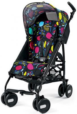 Коляска-трость Peg-Perego Pliko Mini (manri) коляска прогулочная peg perego pliko mini цвет blue denim синий джинс италия