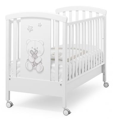 Кроватка Pali Timidone (белый)
