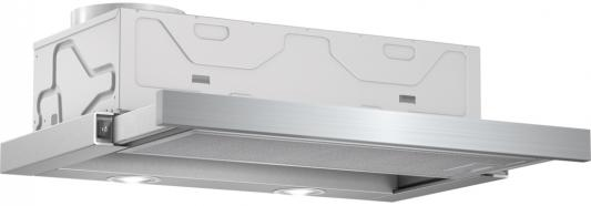 Вытяжка встраиваемая Bosch DFM064W51 серебристый вытяжка встраиваемая bosch dhl575c серебристый